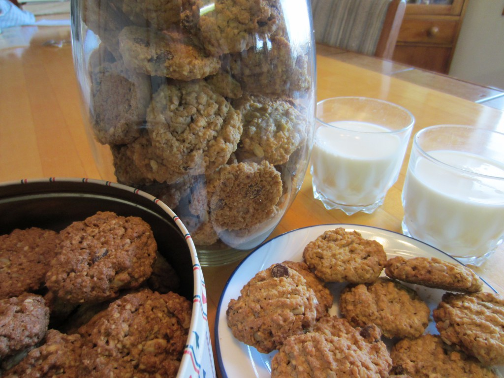 cookies-for-website-001 SEEDY OATMEAL NO-FLOUR COOKIES Blog Desserts Grains & Seeds Recipes
