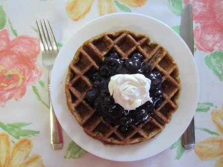 Waffle for website